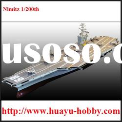 Nimitz 1/200th scale ship