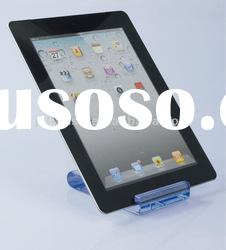 Novelty blue stand for tablet PC, stand holder for Ipad, smart phone accessories