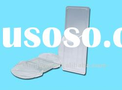 Plastic clear retail packaging boxes for watch