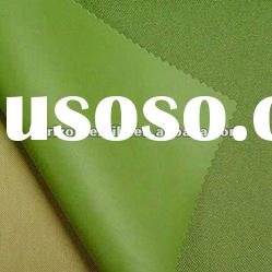 Polyester oxford fabric with coated