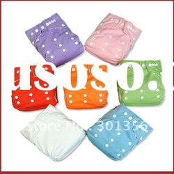 Reusable Washable Baby Cloth Diapers