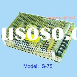 Sell 75W Power Supply,12V Switching Power supply