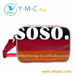 Shiny pu bag sport fashion