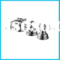 Stainless steel deck mounted Mixer Faucet