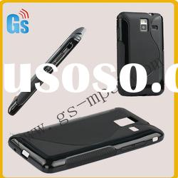 TPU Gel Soft Case Cover for Samsung Wave M S7250