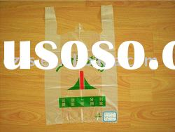 T----017 hdpe plastic shopping bags