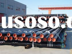 Tensile strength Schedule 80 seamless Carbon steel pipe api 5l for natural gas transportation