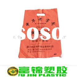 The ldpe pe plastic shopping bag with printing for sale