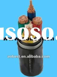 Top quality power cable iec standard 22kv 4c