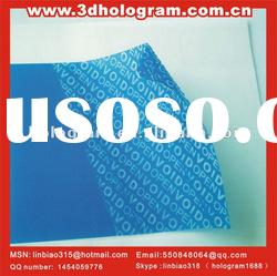 VOID tamper evident security hologram sticker printing