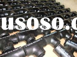 WPB Carbon Steel-Pipe-Fitting--Tee