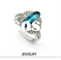 (062137) 2012 hot sale sterling silver wedding ring