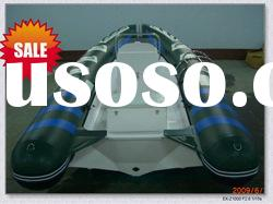 (CE)RIB Hypalon inflatable boat HLB250(ISO9001)