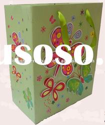 butterfly paper bag with 3D