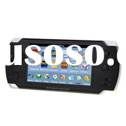 cheap JXD A1000 4GB 4.3-inch Game Player with Camera and TV-OUT Function - Black