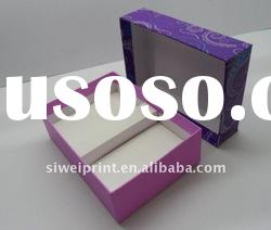 customized gift paper box with reasonable price