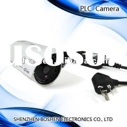 hd power line communication ip array led outdoor weatherproof 0.0001lux camera