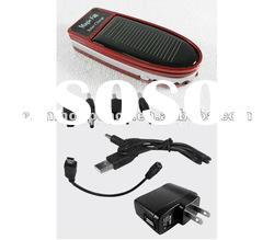 high capacity Solar charger for iPhone/iPod