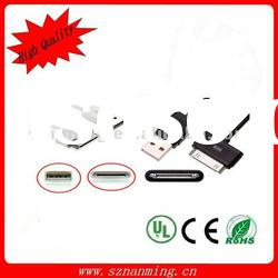 mobile phone usb data and charger cable