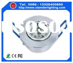 new design white led boat ceiling light 1w with good price for hotel