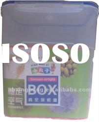 plastic food container with lid 5
