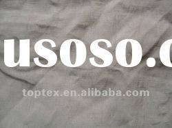 solid plain dyed metallic golden fabric for garment