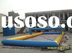 summer water sports inflatable volleyball court