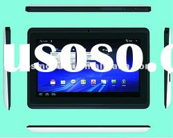 super slim 7 inch capacitive tablet pc android 4.0/ flat touch panel/512M RAM with 4G storage