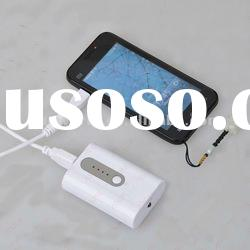 usb rechargeable power bank 5000mah,portable mobile phone power pack travel charger