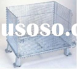 wire mesh storage container ISO9001