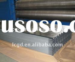 zinc galvanized corrugated steel roofing sheet