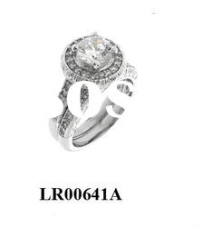 2011 Hot sale fashion ladies 925 sterling silver ring