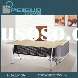 2011#(PG-6B-18A)Newest High Quality modern office table photos