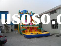 2011 hot selling,small inflatable slide,Inflatable slide