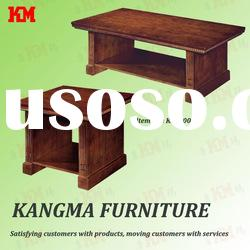 2012 antique design cheap price coffee table set