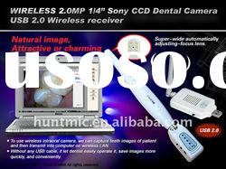 2.0 SONY CCD USB Wireless receiver Dental Intraoral camera