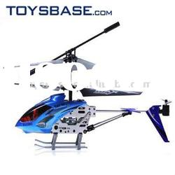 3.5 channel gyro metal mini rc helicopter