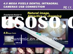 4.0 MEGA PIXELS DENTAL INTRAORAL CAMERAS USB CONNECTION
