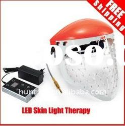 4 Colors LED photon PDT light skin rejuvenation ance wrinkle removel beauty Mask