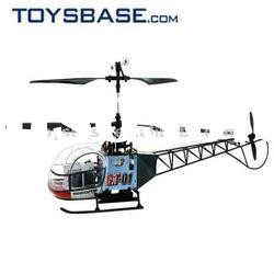 4 channel remote control gt model helicopter
