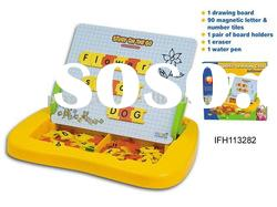 Baby magnetic drawing board toy IFH113282