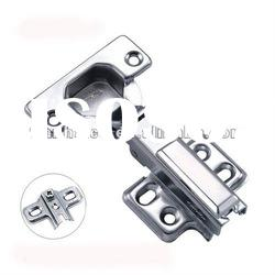 Cabinet two way concealed hinge