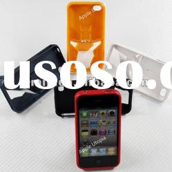 For apple iphone accessories hard stamd case for iphone 4 4s