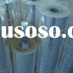 High transparency BOPP 25microns film for tape