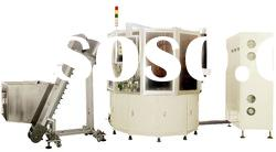 Multi-color automatic screen printer for soft tubes