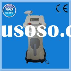 Q-switch yag laser tattoo removal device