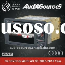 Special Car dvd for AUDI A3 2002-2010 Year with BT,Built-in GPS,RDS,TMC,DVB-T,etc