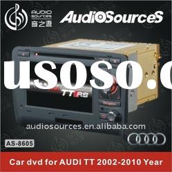 Special Car dvd for AUDI TT with Built-in GPS,RDS,TMC,DVB-T,etc