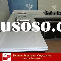 White Nano Crystallized Glass Panel
