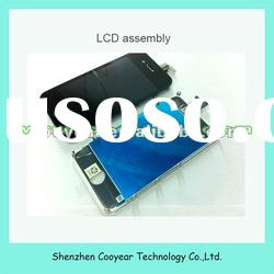 cellphone parts original new lcd assembly for iphone 4s black paypal is accepted
